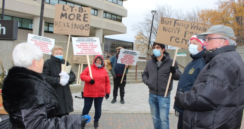 Stalled system has frustrated Sudbury landlords demanding action