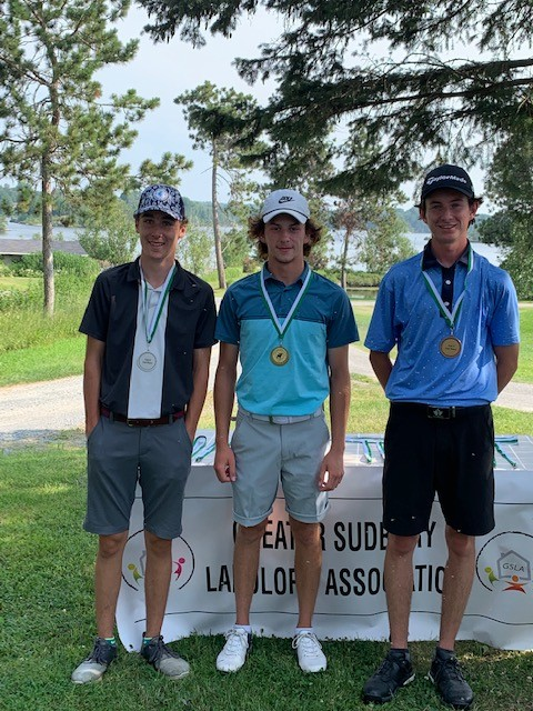 Congratulations Golfer's